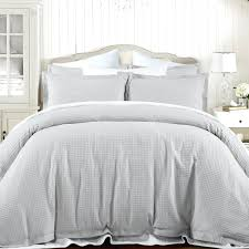 kenneth cole reaction home mineral full queen comforter in metal oxford