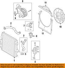 land rover car and truck water pump land rover oem 10 16 range rover sport engine water pump gasket lr049370