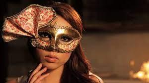 venetian mask eye makeup tutorial you