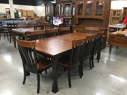 usa furniture and leather amish connectionoak warehouse gallery butler pa whitley modern