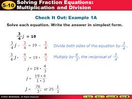 Solving Multiplication And Division Equations Worksheets & solve ...