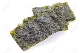nori sheet sheet of dried nori dried seaweed stock photo picture and royalty