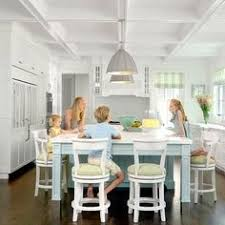 kitchen island with seating for 6 - Google Search