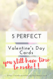 5 Photo Valentine's Day Card Ideas | Embrace The Perfect Mess