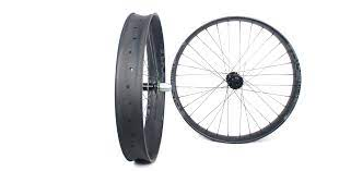 Tubeless was not in the cards for me but. 85mm Wide Carbon 26er Fat Bike Wheels Hookless Double Wall Tubeless Compatible