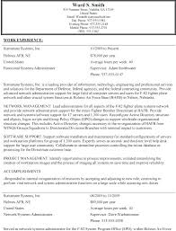 Sample Usajobs Resume Federal Job Cover Letter Template Jobs Tips