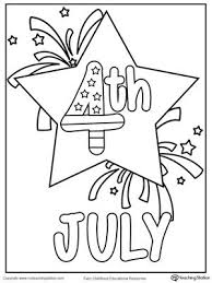 Coloring pages to inspire children learning about the united states or celebrating patriotic american holidays. 4th July Star Coloring Page Star Coloring Pages Fourth Of July Crafts For Kids 4th July Crafts