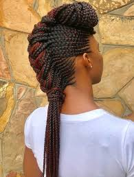 Braided Mohawk Hairstyles 94 Wonderful 24 Best Black Braided Hairstyles That Turn Heads In 24