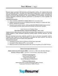 Resume For Sales Mesmerizing Sales Manager Resume Sample Professional Resume Examples TopResume