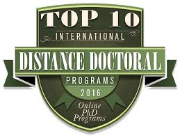 Phd Degree Top 10 International Distance Doctoral Programs