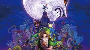 49+] Zelda 4K Wallpaper on WallpaperSafari