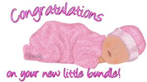 New Baby Girl Congratulations Quote Quote Number 602483 Picture