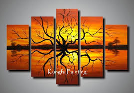 com5133 12x20x2p 12x30x2p 12x40x1p jpg  on 5 piece canvas wall art trees with 100 hand painted unframed tree oil goods wall art 5 panel canvas
