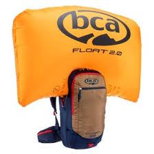 Рюкзак <b>лавинный</b> BCA FLOAT 22 2.0, синий, коричневый, красный