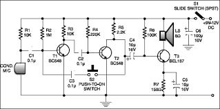mini intercom circuit diagram wiring diagram rules low cost intercom circuit detailed circuit diagram available low cost intercom circuit