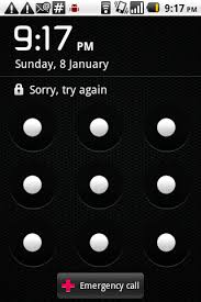 Pattern Lock Classy Locked Out Recovering From Forgotten Lock Pattern Android