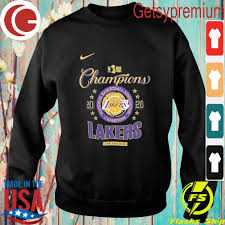 Los angeles (lac) traded maurice harkless, 2020 1st round pick, 2021. Los Angeles Lakers 2020 Nba Champions Locker Room Long Sleeve Shirt Hoodie Sweater Long Sleeve And Tank Top