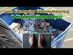 ulta dumpster diving haul snd makeup giveaway dd ultadd  ulta dumpster diving haul 5 snd makeup giveaway dd ultadd bbloggers beautyblog