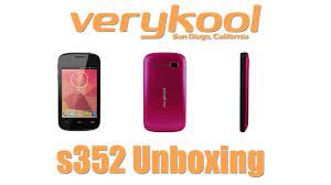 verykool s352 Unboxing - YouTube