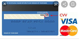 How is card verification number (on the back of a credit card) abbreviated? What Is The Meaning Of 7 Digit Code Which Is Written On Visa Credit Card S Back Side Quora
