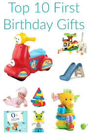 s first birthday present gifts for