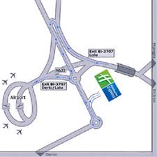 hotel near bilbao airport map & directions holiday inn bilbao Holiday Inn Express Map map of holiday inn express bilbao holiday inn express mapquest