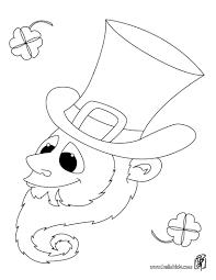 Leprechaun coloring pages - Hellokids.com