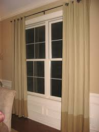 Living Room Curtain Rods Window Curtains Drapes For Living Room Contemporary Window