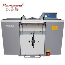 adjustable sd fortuna band knife leather splitting machine an400