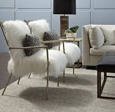 mitchell gold dining chairs. 20+ hottest home decor trends for 2017. brass metaloccasional chairsdining room chairsfaux furmitchell gold mitchell dining chairs