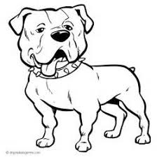 Small Picture Bulldog Coloring Pages For Kids Free coloring pages bulldog