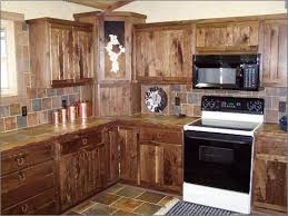kitchen cabinet ideas rustic photo - 1