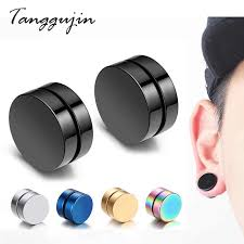 <b>Tanggujin</b> Ring For Men <b>Stainless</b> Steel Intelligent Temperature ...