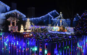Christmas Light Contest 2018 Winners Revealed For Lompoc Holiday Decoration Contest