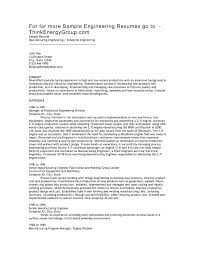 Engineering Resume Sample Best Of Essays On Signaling And Social