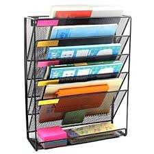 easypag mesh wall mounted file holder