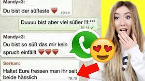 Die Süßesten Whatsapp Chats Zum Neidisch Werden Youtube