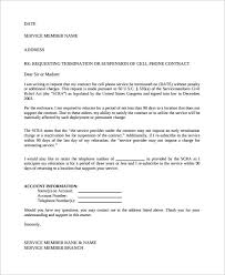 53 Termination Letter Examples Samples Pdf Doc