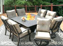 outdoor furniture dining sets grove hill patio pieces wood chairs set