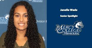 Senior Spotlight: Janelle Wade, Softball - Mercy College Athletics