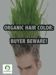 Organic Hair Color Buyer Beware I Read Labels For You