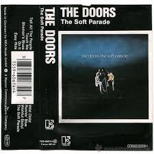 the doors the soft parade casete album re prar Casetes