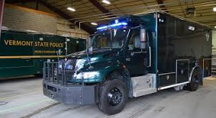 Tactical Services Unit Vermont State Police