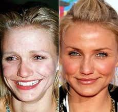 awkward moments for celebrities search s celebrities with no makeup no makeup look celebs no make up shocking celebrity photos bad makeup day