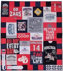 T-shirt quilt patterns for beginners: how to stabilize a T-shirt ... & Go-Zags-t-shirt-quilt Adamdwight.com