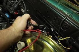 how to wire an electronic tachometer as easy as 1 2 3 black white tach wires
