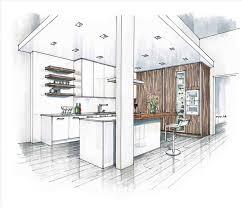 Kitchen Interior Design Kitchen Drawing Plan Drawings Autocad
