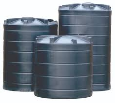 above ground tanks plastic mdpe vertical water storage tanks