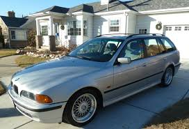 Coupe Series 528i 2000 bmw : 2000 BMW 528i Touring with 25,000 miles   German Cars For Sale Blog