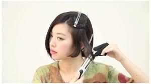 韓国発祥タンバルモリの巻き方や前髪ありなしの違いとは 人気